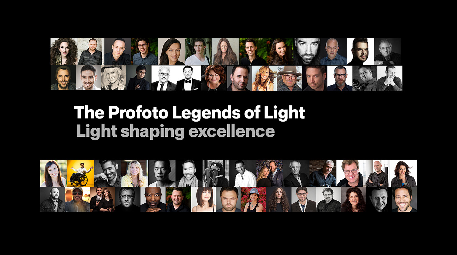 Profoto Legend of Light JVS